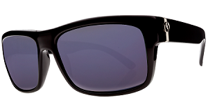 Electric Back Line - Black Gloss - Blue M2 Polarized