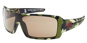 Fox The Duncan - Camo - Bronze Lens