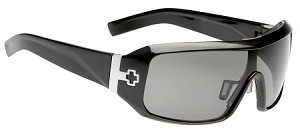 Spy Haymaker - Black Gloss - Grey Polarized Lens