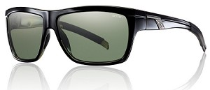 Smith Mastermind - Black - Polarized Grey Green