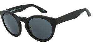 Sabre Nevermind - Matte Black - Grey Lens