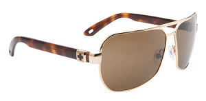Spy Weller - Gold W/Tortoise - Bronze Lens - SALE