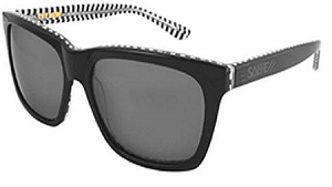 Sabre Poolside - Black Chex Inside - Grey Lens