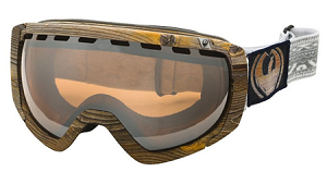 Dragon Rogue - Danny Davis Woodgrain - Ionized Lens