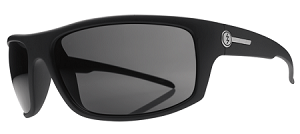 Electric Tech One - Matte Black - Grey M1 Polarized Lens