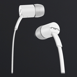 Sol Republic - Jax In Ear Headphones - White