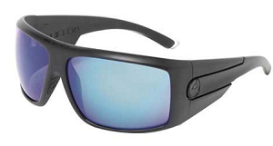 Dragon Shield - Matte Stealth - Blue Ion Polarized - SALE
