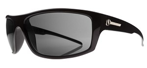 Electric Tech One - Black Gloss - Grey Polarized Level 1