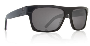 Dragon Viceroy - Jet Black - Grey Lens